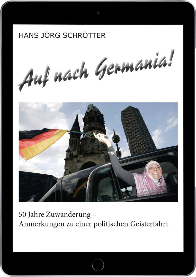 Auf nach Germania!_eBook